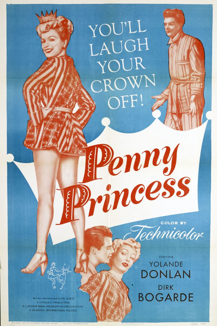 Penny Princess wwwgstaticcomtvthumbmovieposters44129p44129