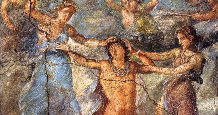 Pentheus The myth of Pentheus and Dionysus and at HellenismNet The
