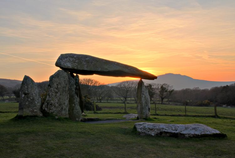 Pentre Ifan Pentre Ifan Photos Diagrams amp Topos SummitPost