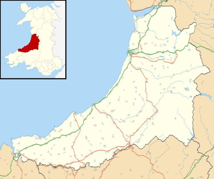Pentrefelin, Ceredigion