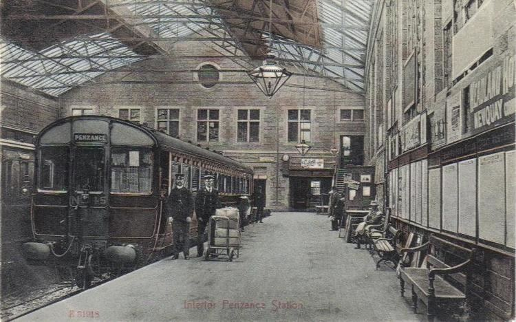 Penzance in the past, History of Penzance