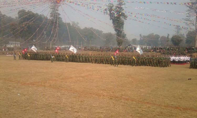 People's Liberation Army, Nepal