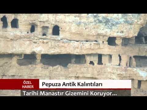 Pepuza pepuza antik kenti YouTube