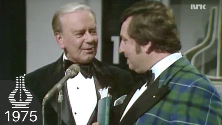 Per Aabel Per Aabel vinner pen Klasse Spellemannprisen 1975 YouTube