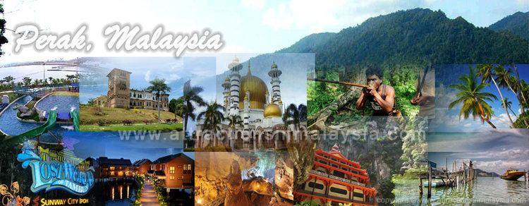 Perak Tourist places in Perak