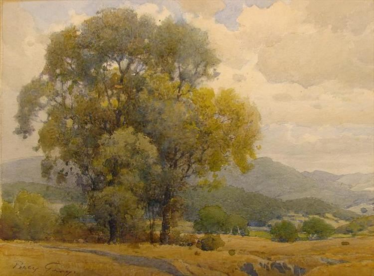 Percy Gray Percy Gray Aetna Springs California II Lost Art Gallery