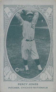 Percy Jones (baseball)