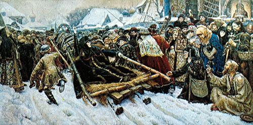 Peredvizhniki Peredvizhniki Russian art Britannicacom