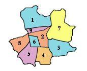 Perpignan 9th Canton