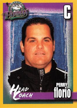 Perry Florio wwwcardmagnetinfojohnstownchiefshockeycards