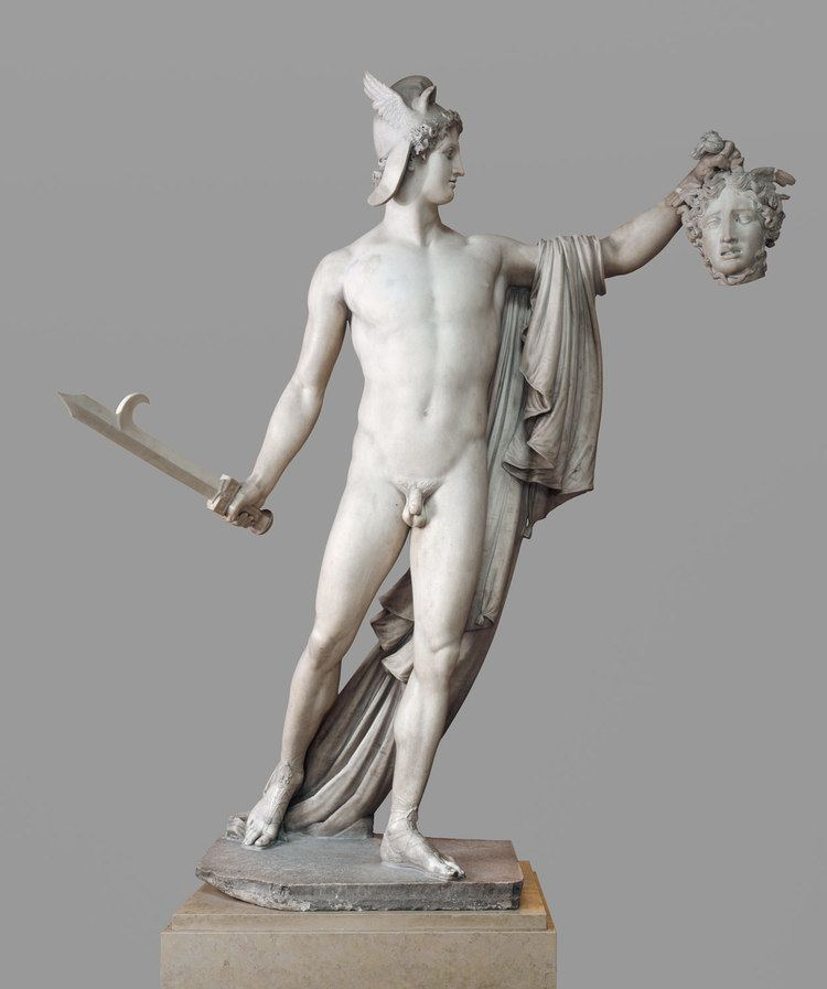 Perseus With The Head Of Medusa Alchetron The Free Social