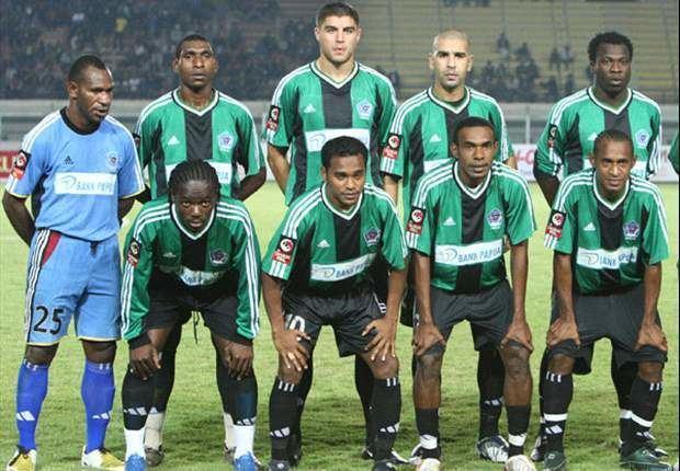 Persiwa Wamena PROFIL Superliga Indonesia 200910 Persiwa Wamena Goalcom