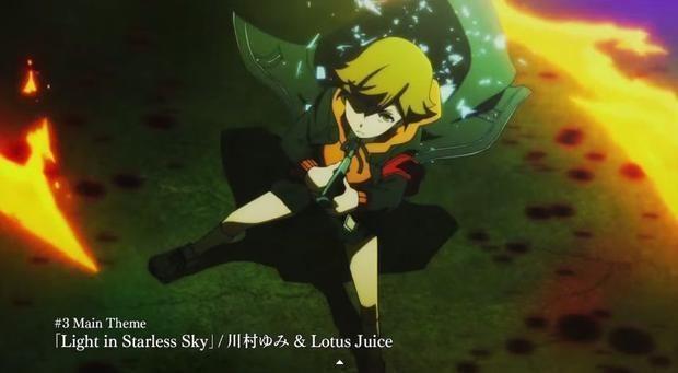 Persona 3 The Movie: No. 3, Falling Down movie scenes