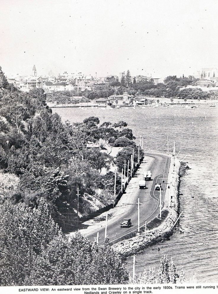 Perth in the past, History of Perth