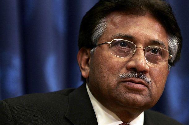 Pervez Musharraf Kabul must share power with Taliban group Musharraf says