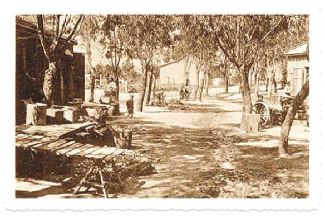 Petah Tikva in the past, History of Petah Tikva