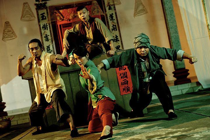 Petaling Street Warriors Petaling Street Warriors BAOERs