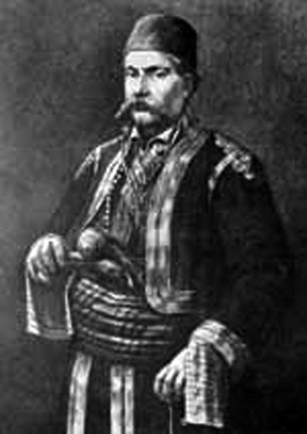 Petar Dobrnjac Karikecom SRPSKI JUNACI SERBIAN HEROES Petar