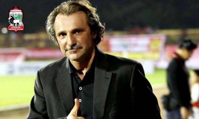 Petar Segrt Peter Segrt Afghanistan National Football Teams New Coach APL