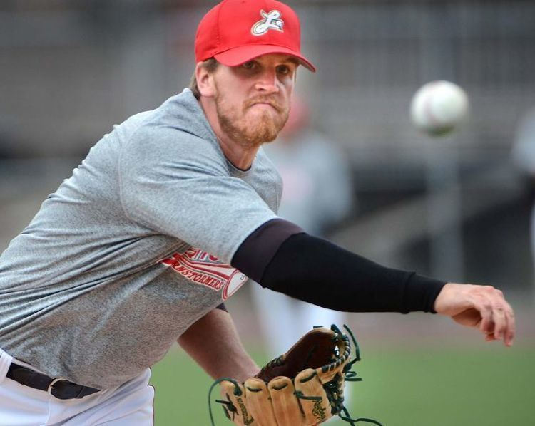 Pete Andrelczyk Manheim Township grad Pete Andrelczyk returns to Barnstormers who