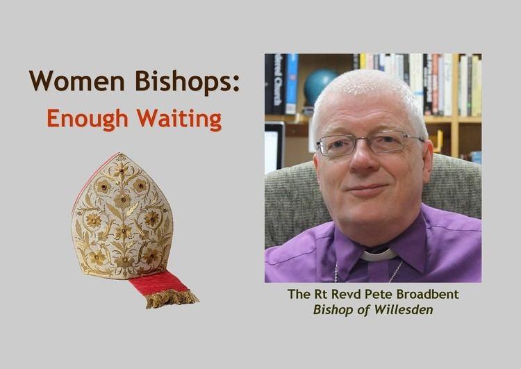 Pete Broadbent Pete Broadbent Women Bishops Enough Waiting YouTube