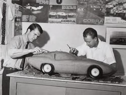 Pete Brock Pete Brock Making Design Work in Racing 95 Customs