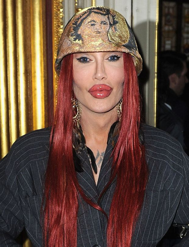 Pete Burns Amy Childs on surgery regrets 39I looked like Pete Burns
