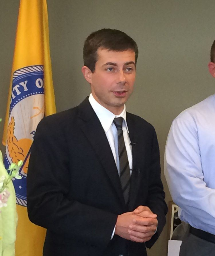 Pete Buttigieg Mayor Pete Buttigieg gives more comments on his comingout