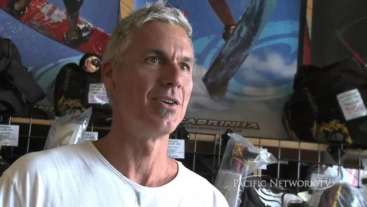 Pete Cabrinha Pete Cabrinha Hawaii Sports Profile Pt 1 YouTube