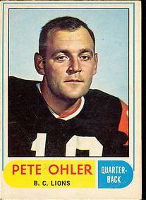 Pete Ohler wwwcflapediacomPlayersoohlerpetejpg