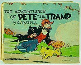 Pete the Tramp The Adventures of Pete the Tramp CD Russell Amazoncom Books