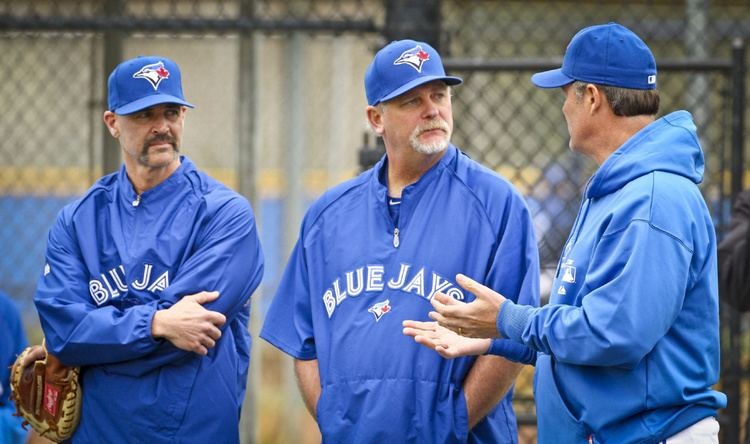Pete Walker Blue Jays name Pete Walker as pitching coach Chad Mottola as