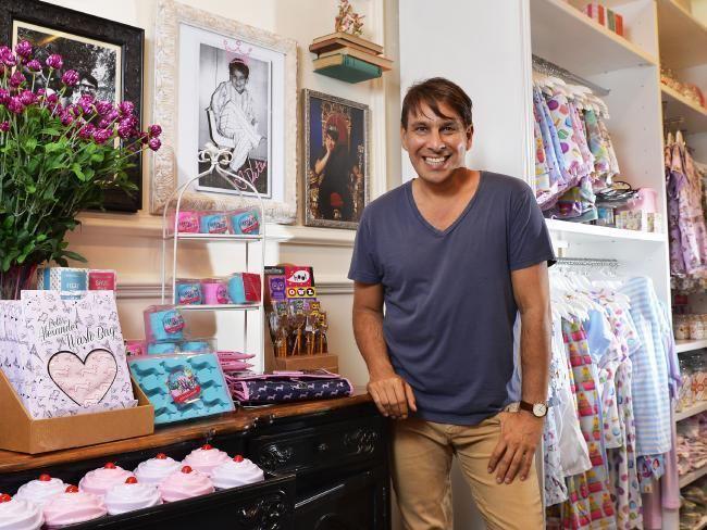 Peter Alexander (fashion designer) Pyjama king Peter Alexander is on his dream journey Geelong Advertiser