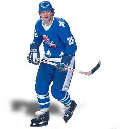 Peter Šťastný Stastny Peter Honoured Player Legends of Hockey