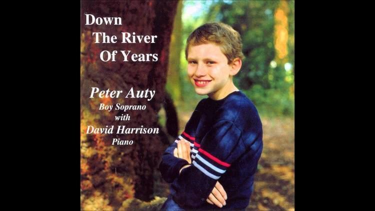 Peter Auty Peter Auty boy soprano singing Down the river of Years