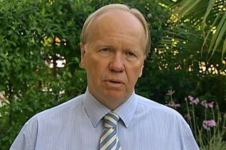 Peter Beattie Panellist Peter Beattie QampA ABC TV