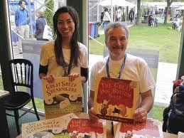 Peter Bently author visits events