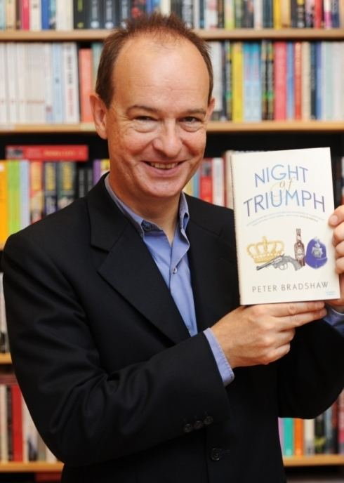 Peter Bradshaw Peter Bradshaw Guardian film critic and 39Night of Triumph