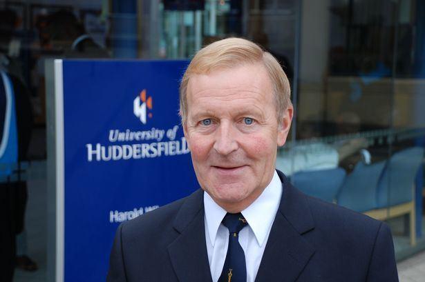 Peter Bradshaw Huddersfield University professor backs Health Select