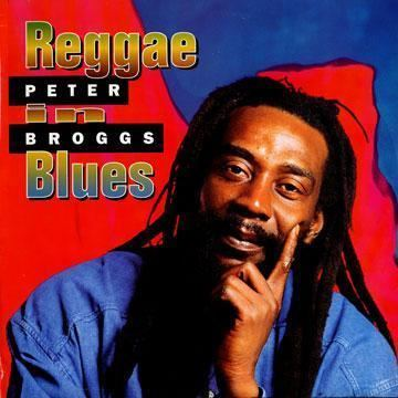 Peter Broggs Peter Broggs Reggae In Blues LP