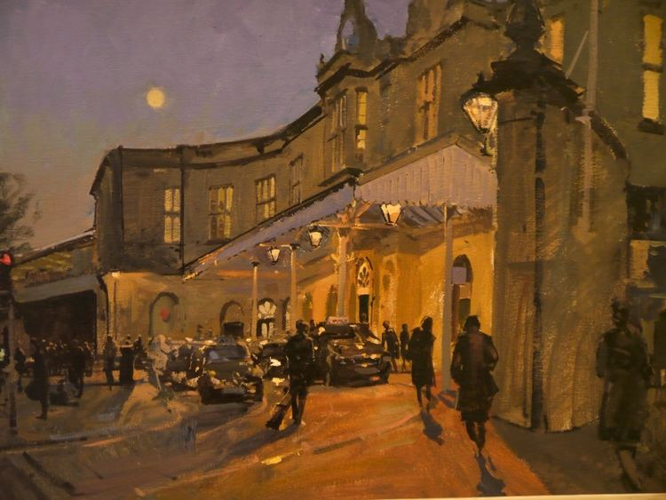 Peter Brown (British artist) Victoria Art Gallery THE VIRTUAL MUSEUM OF BATH
