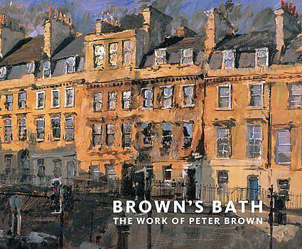 Peter Brown (British artist) Peter Brown NEAC Street Scene and Landscape Artist