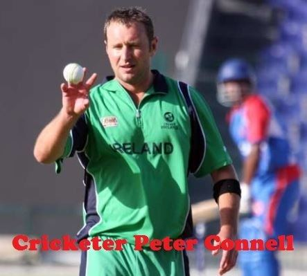 Peter Connell cricketer age height family wife bowling average