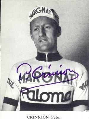 Peter Crinnion Peter Crinnion Bray Wheelers
