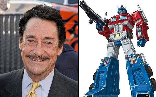 Peter Cullen NPR Profiles Optimus Prime Voice Actor Peter Cullen ToonZone News
