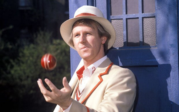 Peter Davison Peter Davison having another Doctor Who as a soninlaw