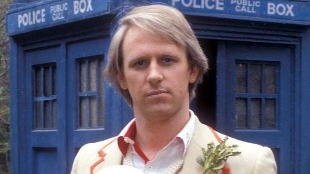 Peter Davison Doctor Who star Peter Davison coming to Brisbane