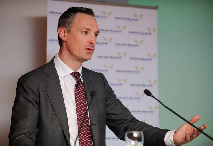 Peter De Keyzer Growth is back in Europequot AmCham Belgium