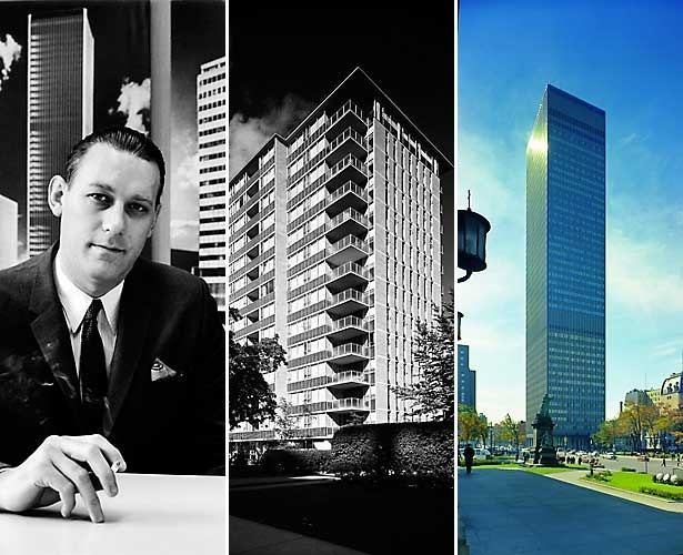 Peter Dickinson (architect) Hume Peter Dickinson a towering figure Toronto Star