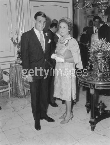 Peter Duchin Peter Duchin with Mrs Harriman Flickr Photo Sharing